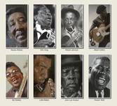 Sebastian Kruger Art Sebastian Kruger Art Kind of Blues Suite (Illustration Board)