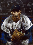 Stephen Holland Stephen Holland Koufax - The Stare