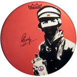 Ringo Starr Ringo Starr Bandanna Man with Paint Can Drum Head
