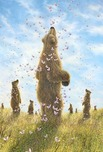 Robert Bissell Art Robert Bissell Art The Enchantment (AP Hand Enhanced)