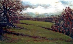 Ronnie Wood Ronnie Wood Irish Landscape