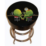 Michael Godard Art & Prints Michael Godard Art & Prints Bar Stool - Last Call