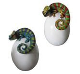 Carlos and Albert Carlos and Albert Chameleon Egg (Mini)