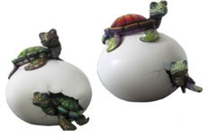Carlos and Albert Carlos and Albert Turtle Egg (Mini)
