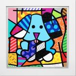 Romero Britto Art Romero Britto Art Lisa's Friend