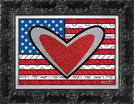Romero Britto Art Romero Britto Art Love USA