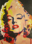 James Gill James Gill Marilyn Black - Original