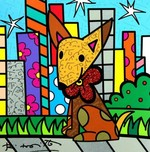 Romero Britto Art Romero Britto Art Mexicana (SN)