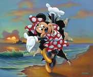 Jim Warren Fine Art Jim Warren Fine Art Minnie's Grand Entrance