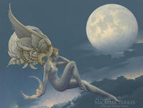 Michael Parkes Art Michael Parkes Art Moonstruck (Deluxe)