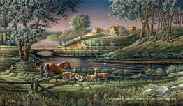 Terry Redlin Terry Redlin Natural Curiosity