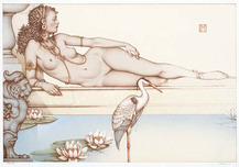 Michael Parkes Art Michael Parkes Art Oasis