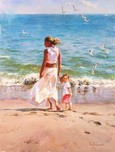 Michael and Inessa Garmash Michael and Inessa Garmash Ocean For Two