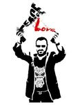 Ringo Starr Ringo Starr Peace and Love (Gallery Wrapped)