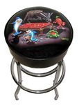 Michael Godard Michael Godard Pool Shark 3 (Bar Stool)