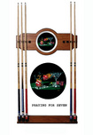 Michael Godard Art & Prints Michael Godard Art & Prints Praying For Seven - Pool Cue Rack