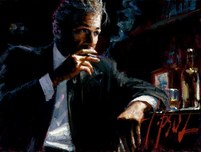 Fabian Perez Fabian Perez Proud to Be a Man VII