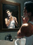 Fabian Perez Fabian Perez Proud to be a Man XI