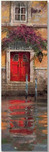 Artist James Coleman Artist James Coleman Red Door Reflection
