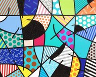Romero Britto Art Romero Britto Art Quintessential (SN)