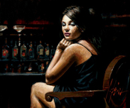 Fabian Perez Fabian Perez Saba at the Bar