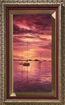 Phillip Anthony Phillip Anthony Sailor's Delight - Original (Framed)