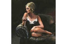 Fabian Perez Fabian Perez Sally on the Couch