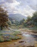 Larry Dyke Larry Dyke Secluded Spring (Grande Edition)