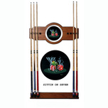Michael Godard Fine Art Michael Godard Fine Art Sitting On Seven - Pool Cue Rack