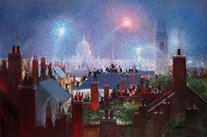 Peter Ellenshaw Peter Ellenshaw Sweeps Dance On The Rooftops