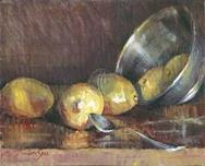 Jan Saia Jan Saia Lemons and Silver