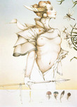 Michael Parkes Art Michael Parkes Art Stalking