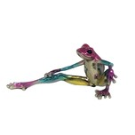 Carlos and Albert Carlos and Albert Frog - One Leg Stretched (Medium)