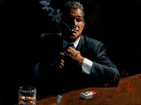 Fabian Perez Fabian Perez Proud to be a Man