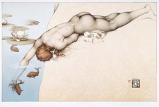 Michael Parkes Art Michael Parkes Art Summer