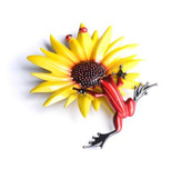 Frogman - Tim Cotterill Frogman - Tim Cotterill Sunflower