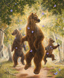 Robert Bissell Art Robert Bissell Art The Dancers
