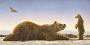 Robert Bissell Art Robert Bissell Art The Dream
