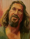 Gabe Leonard Gabe Leonard The Big Lebowski (AP) - Set of 3