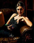 Fabian Perez Fabian Perez The Living Room V