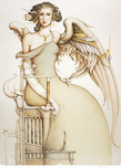 Michael Parkes Art Michael Parkes Art The Promise