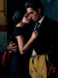 Fabian Perez Fabian Perez The Train Station V