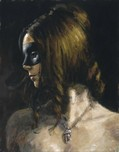Fabian Perez Fabian Perez The Cortesana of Venice