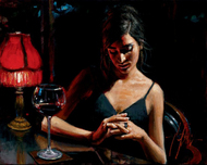 Fabian Perez Fabian Perez The Ring