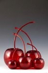 Donald Carlson Donald Carlson Transparent Red Cherries