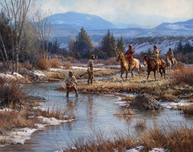 Martin Grelle Martin Grelle Trappers in the Wind Rivers (SN)
