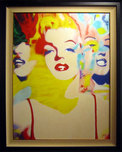 James Gill James Gill Triple Marilyn Study 3