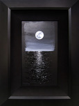 Phillip Anthony Phillip Anthony Untitled Moon Original - Framed