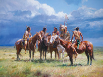Martin Grelle Martin Grelle Waiting on the Wolves