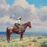 Martin Grelle Martin Grelle West Texas Cow Hunter (Grande Edition)